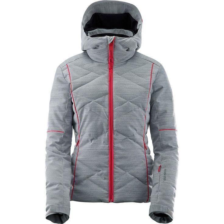 Rossignol W STORMY OXFORD JACKET Vestes de ski VETEMENTS - ROSSIGNOL