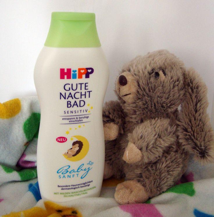 HIPP Gute Nacht Bad