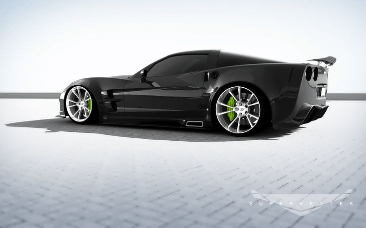 Corvette GT6X by Supervettes