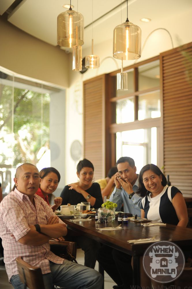 Commune Great Filipino Food In The