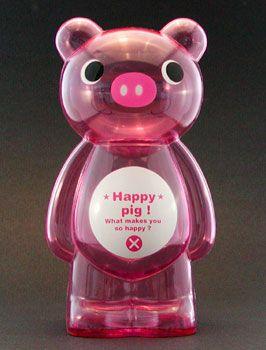 Piggy Bank Bought in Hong Kong ~ * M Y * P I G G Y * C O L L E C T I O N *