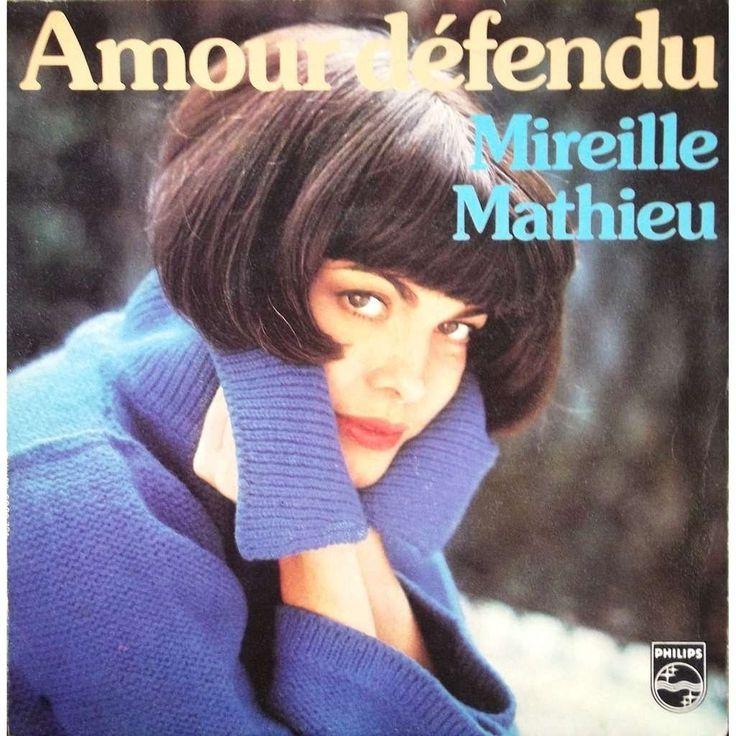 Mireille Mathieu Amour défendu (1977)