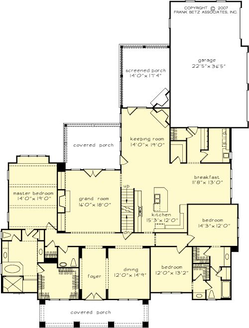Best 25 large floor plans ideas on pinterest large for Shared bathroom layout