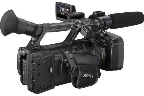 Sony HXR-NX5U NXCAM Professional.