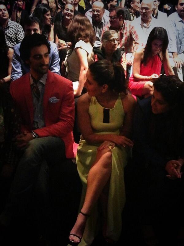 Kareena Kapoor in #osman #yousefzada