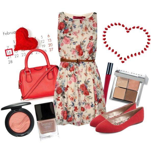 """My Dear Valentine"" by dianamarinm on Polyvore"