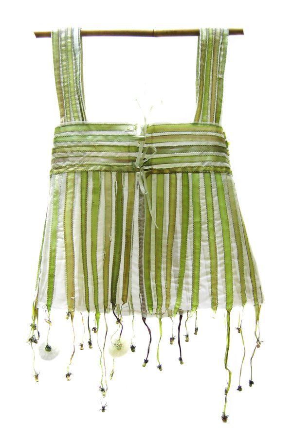 Löwenzahn-Wäsche * dandelion lingerie by Beatrice Oettinger, via Behance