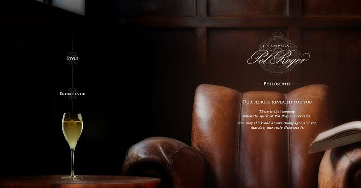 Pol Roger Champagne: Style & Excellence! http://www.flesjewijn.com/pol+roger+champagne