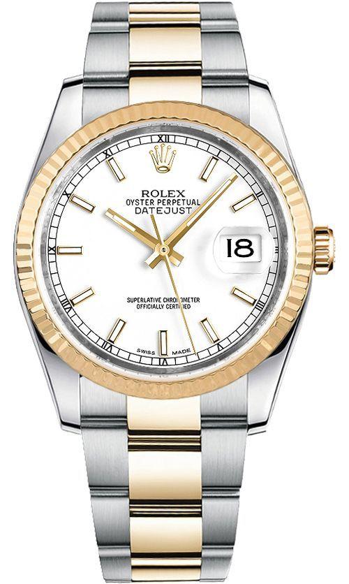 Rolex Datejust 36 116233 #oysterrolex