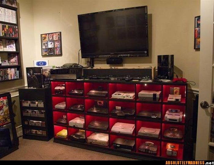 Nice Gaming Room