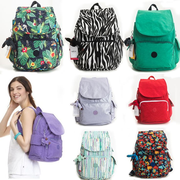 Kipling Women Mum Baby Bag Travel Bags Backpack Monkey Bolsa mochila de la mujer k12147 ,Contact us for surprise price size:27CM*17CM*38CM