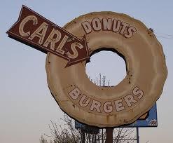 Carl's Donuts, Pomona, California.