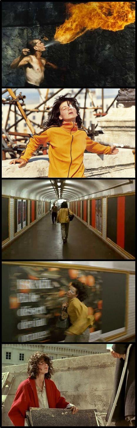 Les amants du Pont-Neuf (1991), Films That Will Transport You to Paris