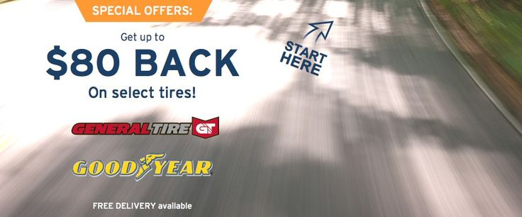 TireBuyer's changing the way people buy tires—and you can get a cut of the profits! With great deals on millions of top-brand tires, FREE SHIPPING ($200 value). TireBuyer's the fastest and easiest way to buy tires.