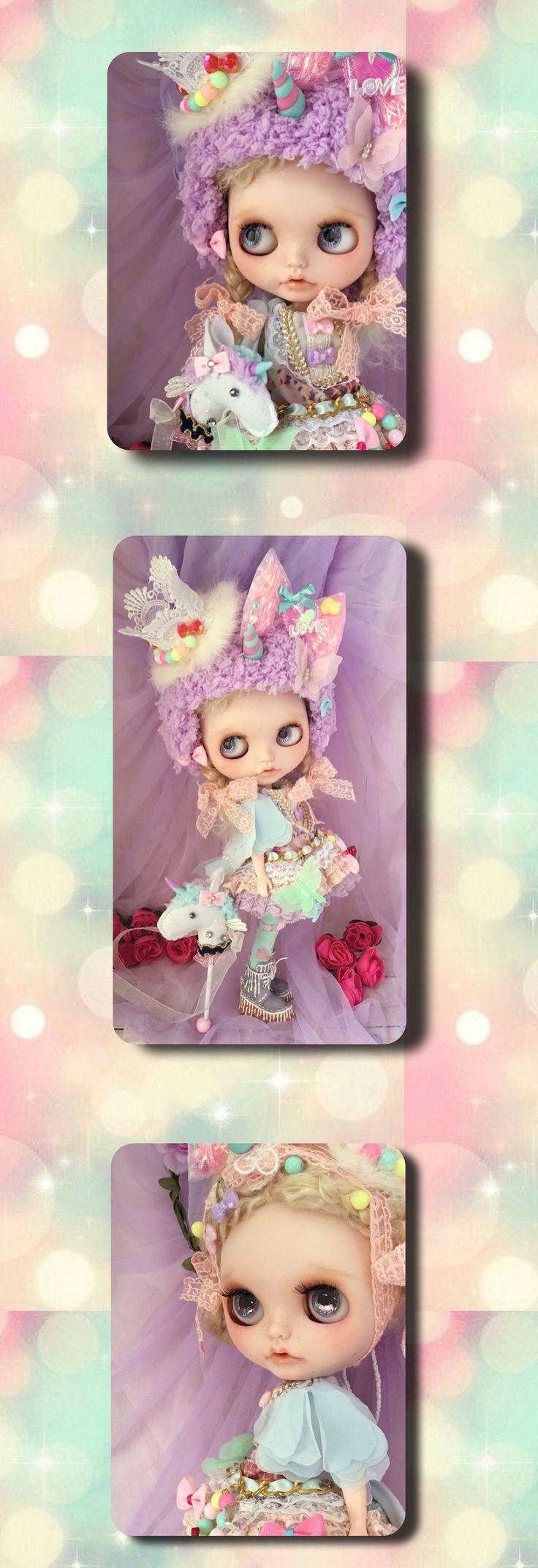 ∥…Muha…∥∵∵カスタムブライス∵My little unicorn - ヤフオク!