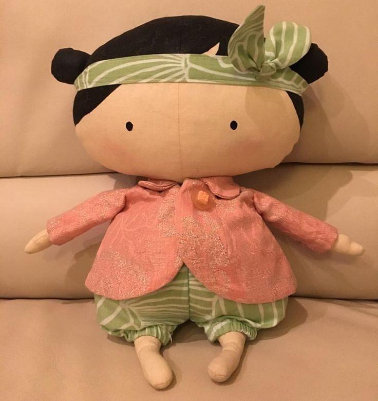 Новая кукла Тильда Sweetheart Doll