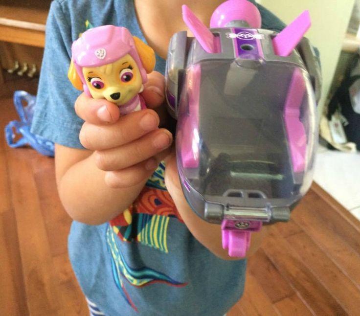 Paw Patrol Skye Toys - Skye's Rocket Ship