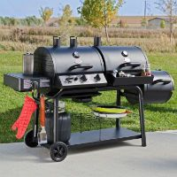 Top 5 BBQ Grill Smokers Reviewed 2016/2017