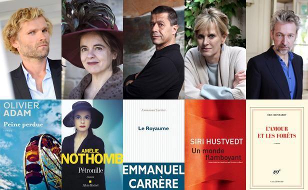 Rentrée littéraire: Cinq romans pour cinq occasions - «20 Minutes» vous a choisi les romans adaptés à vos dîners et week-ends entre amis ou en famille…