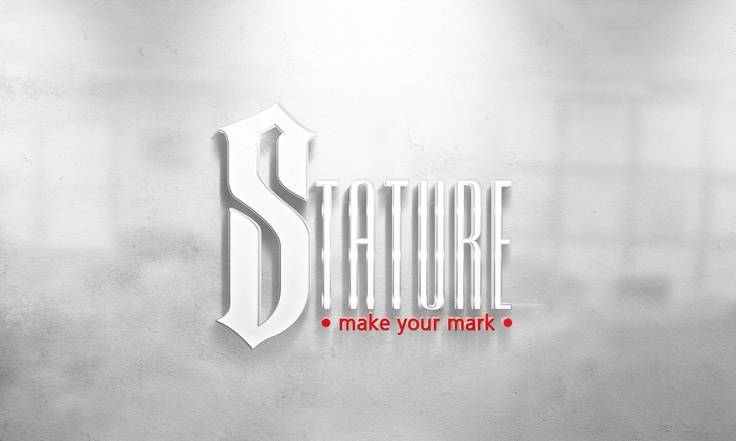 Stature Logo Design