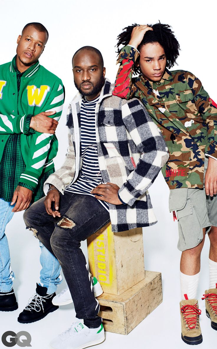 Off-White's Virgil Abloh Is the Creative Director Everyone Wants to Be   GQ
