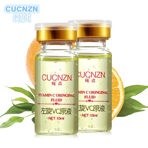 CUCNZN  whitening chinese face cream vitamin c serum removing acne spots reduce freckles freckle removal skin whitening Fa011