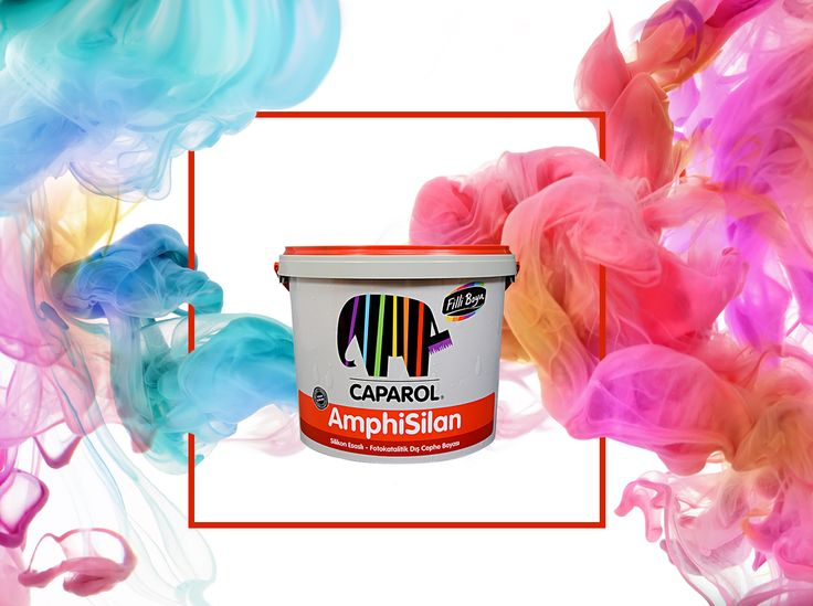 Kendi kendini temizleyebilen, AmphiSilan dış cephe boyasının göz alıcı renkleriyle binanızı canlandırarak, evinizin yaşam enerjisi arttırın.