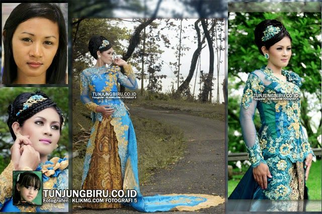 blog.klikmg.com - Rias Pengantin - Fotografi & Promosi Online : Karya Kebaya & Make Up TUNJUNGBIRU.CO.ID Make Up &...