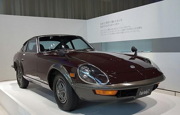 日産・フェアレディ Z (S30型系)(Nissan Z-car (S30)/日产・Fairlady Z(S30型系)), Fairlady_Z_Type_S30.jpg, SIZE:1100x700(124.1KB)