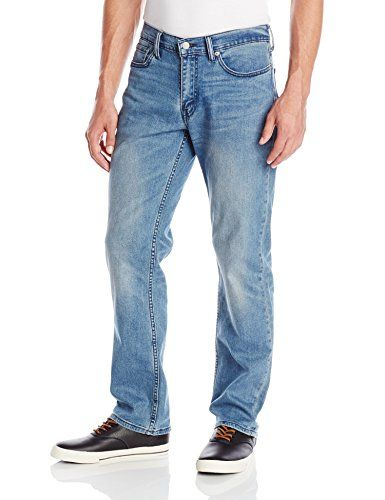 Levi\u0027s Men\u0027s 514 Straight Motion Stretch Jean More than 140 years after  inventing the blue jean, one thing is clear: Levi\u0027s clothes are loved by  the people ...