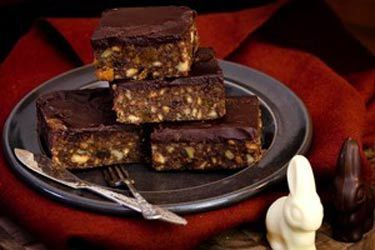 Chocolate biscuit slice recipe, Viva – visit Food Hub for New Zealand recipes using local ingredients – foodhub.co.nz