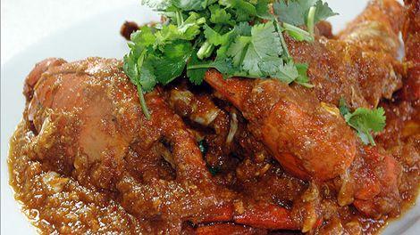 Singapore Chilli Crab Recipe Food Safari