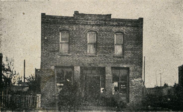 o w gurley building black wall street photo back photos on black wall street id=60688