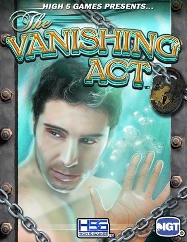 The Vanishing Act Slot Machine