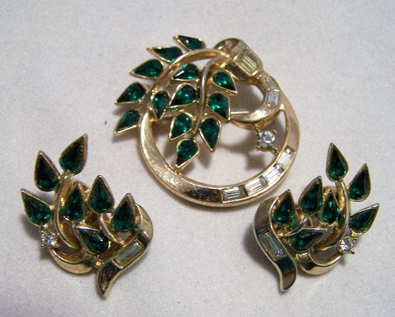 829 best EcoChic Jewelry Sets images on Pinterest Vintage
