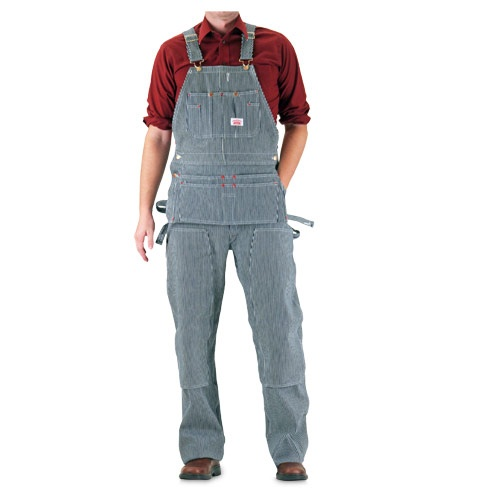 Round house mens carpenter bib overalls he wore these from 1949 until the 70 39 s he was an - Roundhouse bib overalls ...