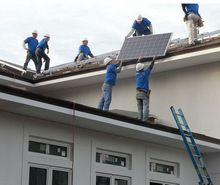 Residential High Efficiency Off Grid 20kw Solar Home Generator. Price:$8920 #solarpoweredgenerator
