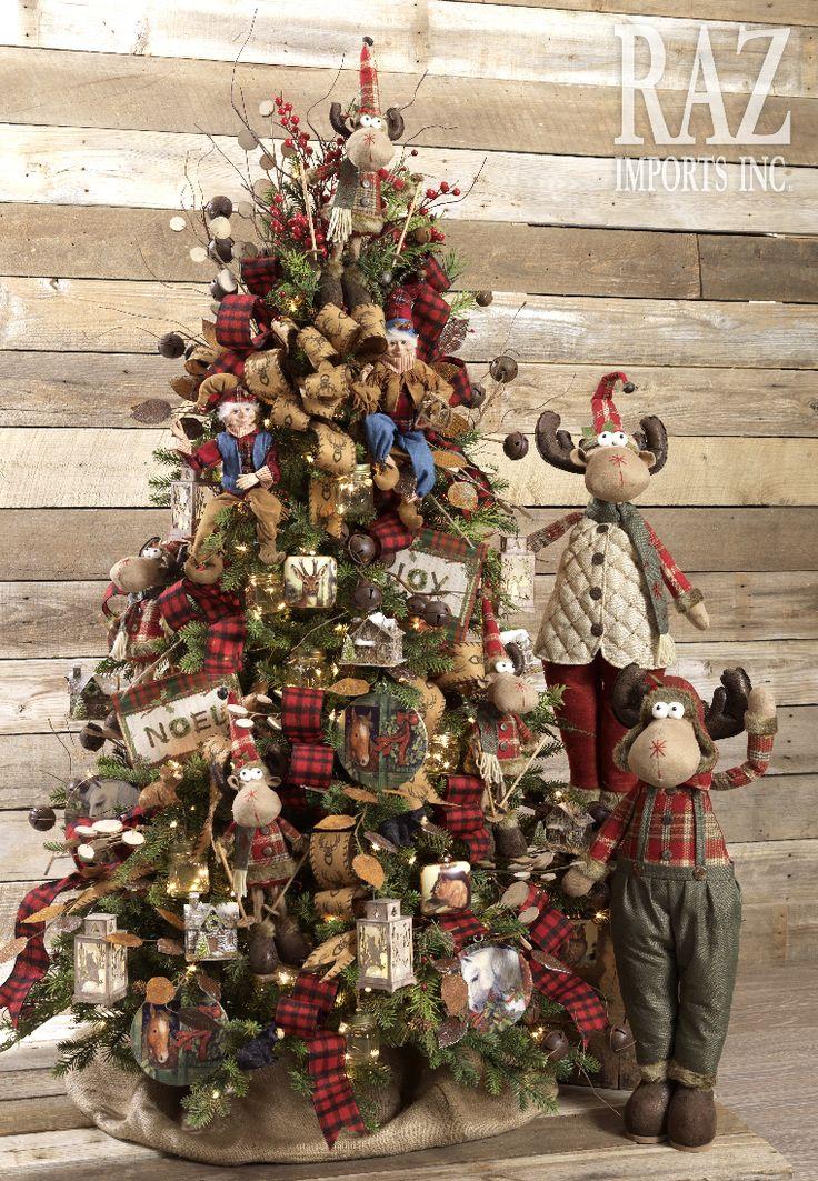 Christmas Cabin #1