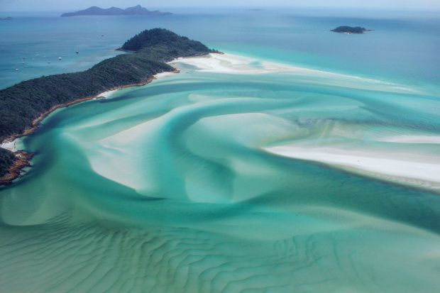 9 Dreamy Scenes in The Whitsundays
