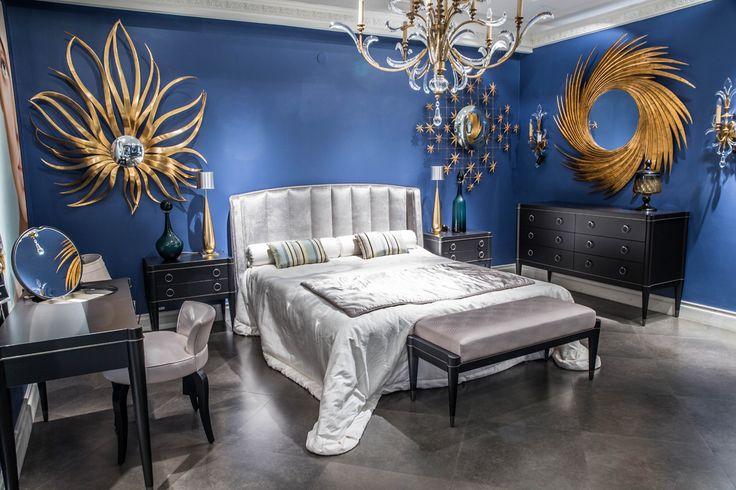 Спальня Galimberti Nino Zaffiro #galimbertinino, #furniture, #мебель из италии, #спальня