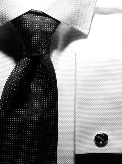 black & white on black & white