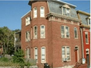 Multifamily Property For Sale In Hagerstown Md, 3 Unit, Downtown $145,000