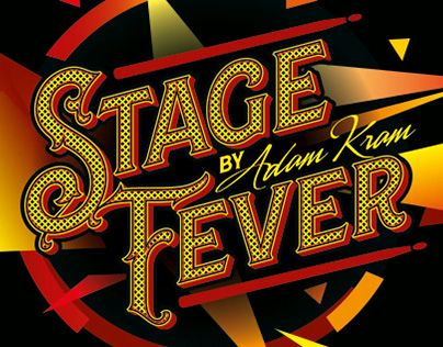 """Check out new work on my @Behance portfolio: """"Stage Fever - logo"""" http://be.net/gallery/55595959/Stage-Fever-logo"""