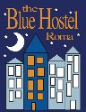 Just like a boutique hotel in Rome Italy | The Bluehostel Roma