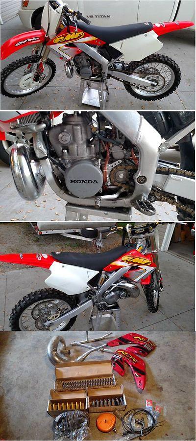 Motorcycles: 2000 Honda Cr 2000 Honda Cr250 -> BUY IT NOW ONLY: $2300 on eBay!