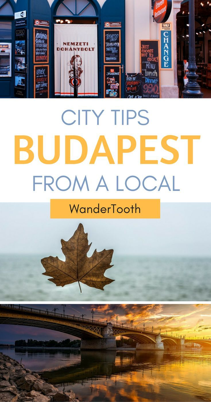 Things to Do in Budapest, Hungary. A Budapest city guide with some great tips and tricks from a local! | Budapest Hungary Travel | What to do in Budapest Hungary | Budapest itinerary - /WanderTooth/