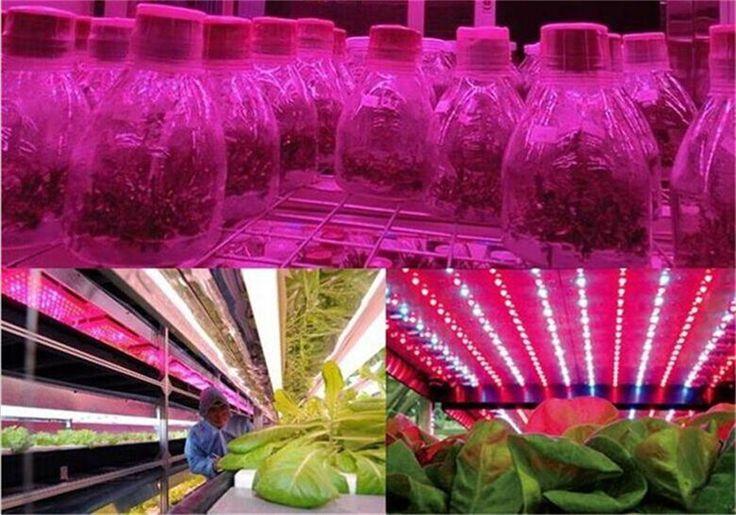 500Pcs/lot 20W 4FT T8 Led Plant Growth Tube Light SMD2835 96leds Red : Blue 3:2 85-265V LED Hydroponic Plant Grown tube lamps #Affiliate