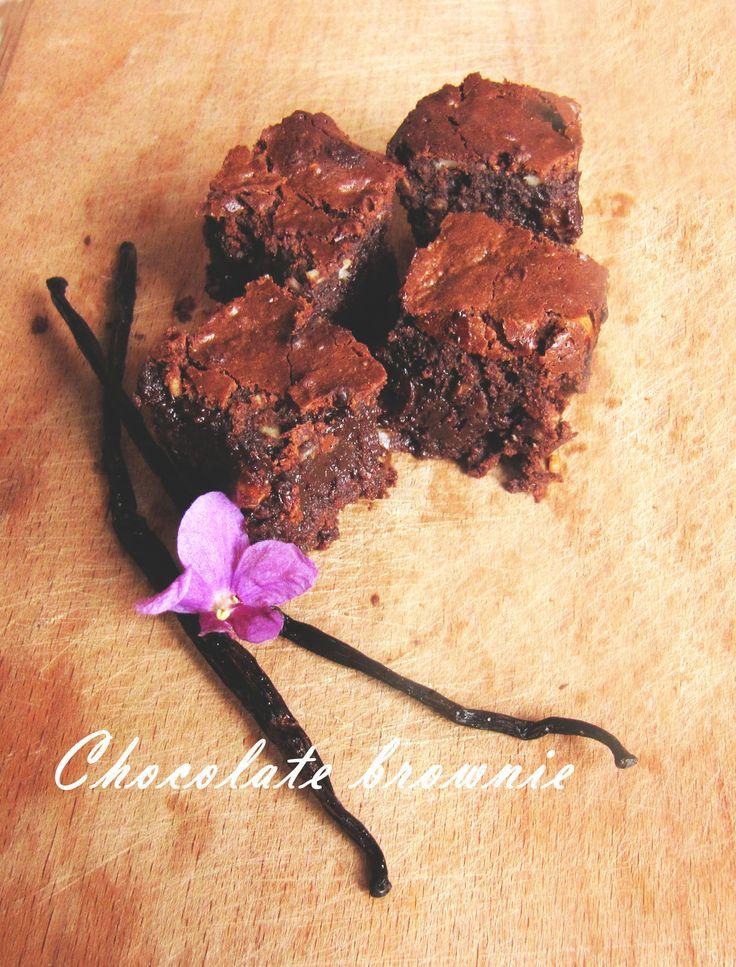 Шоколадный брауни - лучший рецепт!