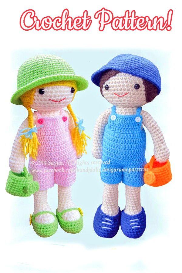 Résultats de recherche d'images pour « Dress Up Dolls Amigurumi Crochet  Patterns » (com imagens) | Boneca de crochet, Bonecas de crochê, Bichinhos  de croche | 900x600