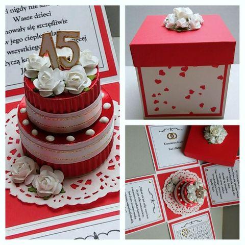 15 rocznica ślubu